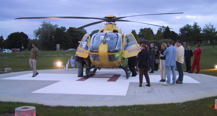 Air Ambulance Helipad 115-1549_IMG