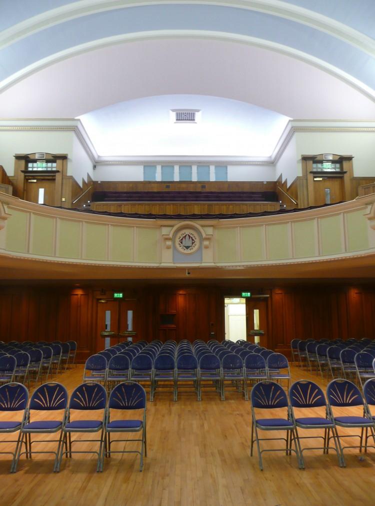 Ayr Town Hall Restoration