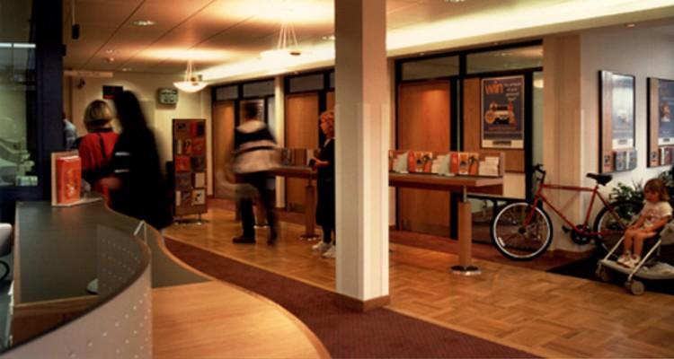 CB Branch Interior 700