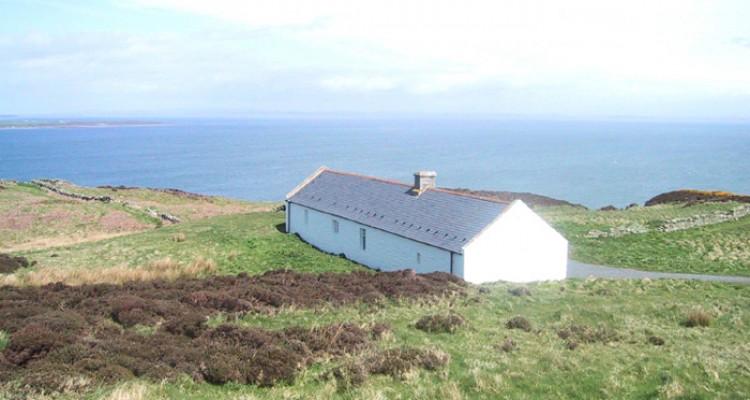 Mull Of Galloway Coastal Setting