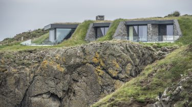 Clifftop House